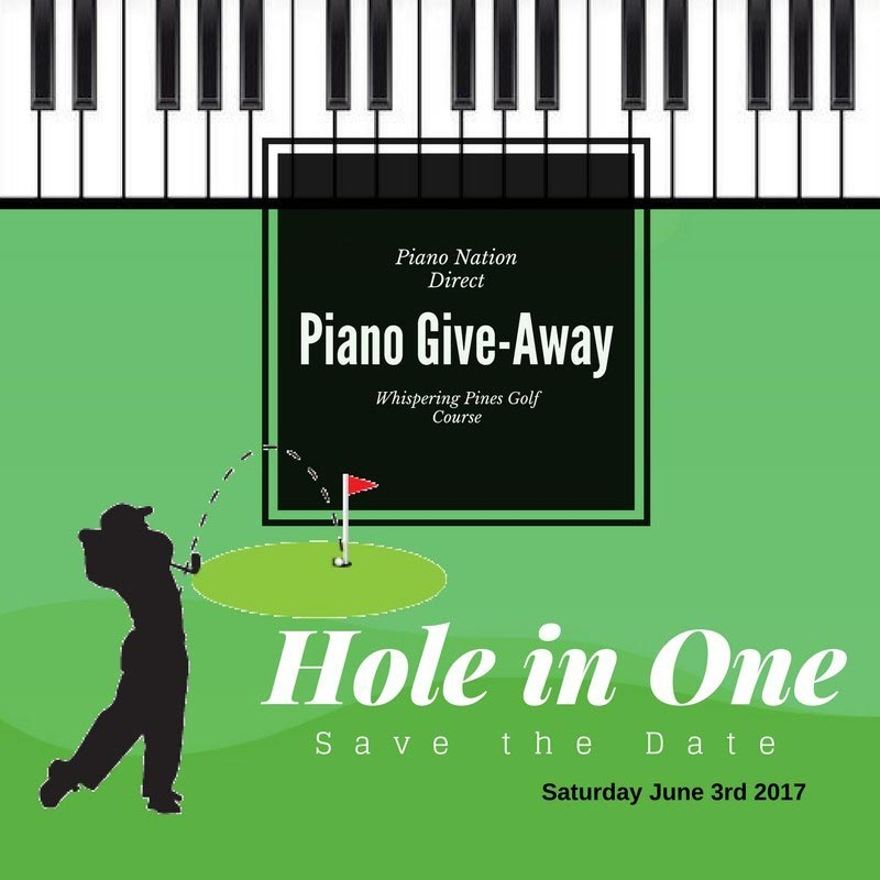 Piano Give-Away